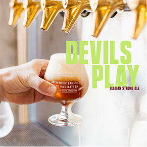Devils Play Belgian Strong Ale